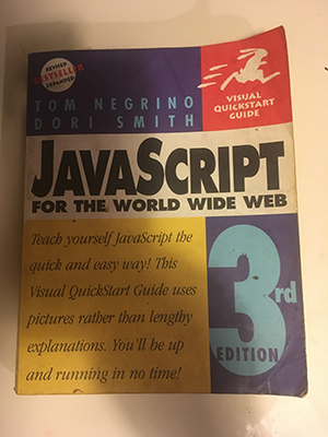 Javascript Reference Book