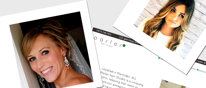 image for 'New Site I Worked On: parlorhairstudio.com' post